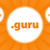 New domain extensions available. Register .guru, .bike, .holdings and more.